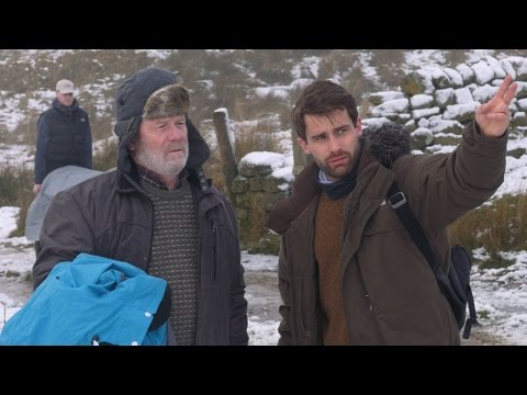 Edith - Behind the Scenes with Christian Cooke