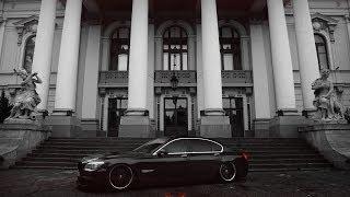 Bagged BMW 7 Series - KYD