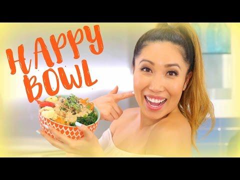 ☺ Happy Bowl ☺ Cheap Clean Eats (Macrobiotic bowl)