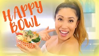 ☺ Happy Bowl ☺ Cheap Clean Eats (Macrobiotic bowl)