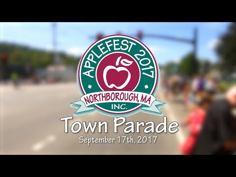 Applefest Parade / September 17, 2017