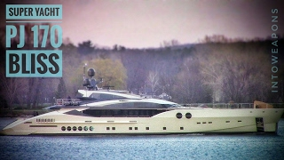 Palmer Johnson PJ 170 Superyacht