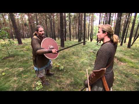 Sword Fighting As It Was For the Vikings
