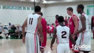 Derrick Randolph 5'7 PG highlights mix - Mac Irvin Fire/Chicago Whitney Young HS 2012 basketball