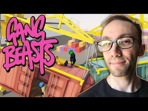Gang Beasts Multiplayer Part 2 - یک قسمت خنده داره دیگه از این بازی