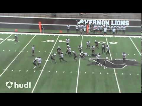 Robert Knight Freshman Football Highlights