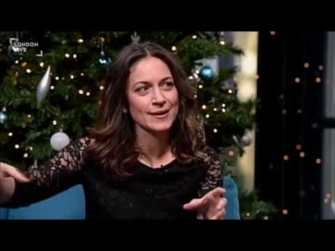 Meredith Braun - London Live Interview ('The Muppet Christmas Carol' 25th Anniversary)