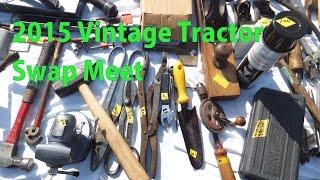 Visiting A Tool Swap Meet - A Woodworkweb Video