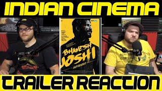 Indian Cinema: Bhavesh Joshi Superhero Trailer Reaction