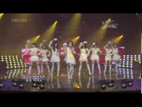 080215 소녀시대 Kissing you mp3