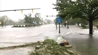 Flooding from Florence devastating New Bern, NC
