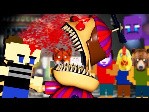 FNAF - BALLOON BOY EATS PHONE GUY'S SON! 😱- Dayshift at Freddy's 2 ENDING (Five Nights at Freddy's)