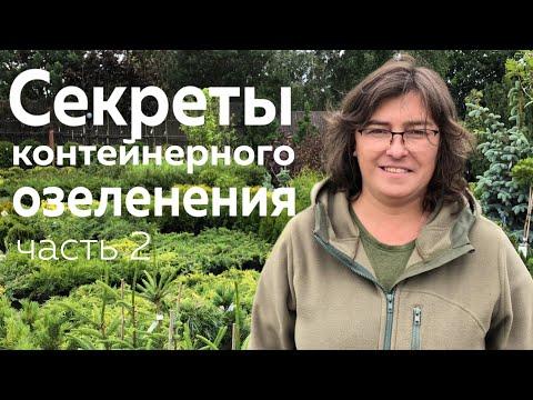 Вопрос: Контейнерное садоводство- образец обмана природы?