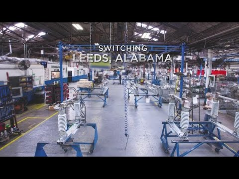 Factory Tour: Leeds Switching - Hubbell Power Systems