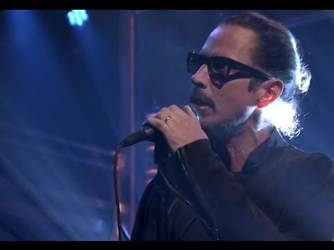 Chris Cornell performed The Promise on Jimmy Fallon - Eighteen Visions Oath + tracklist!