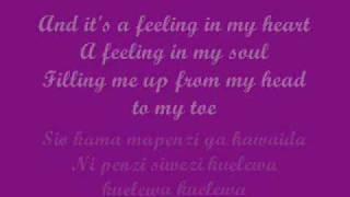 sweet love by wahu lyrics