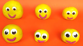 Playdoh Surprise Smileys Eggs Disney Lightning McQueen Peppa Pig George MLP Pinkie Pie Cinderella