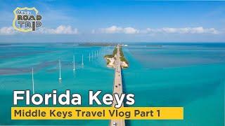Road Trip to the Florida Keys - Middle Keys travel vlog (part 1)