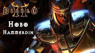Diablo 2 - how to make a budget hammerdin