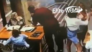 Жестоко избил беременную мусульманку