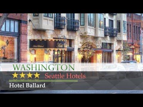 Hotel Ballard - Seattle Hotels, Washington