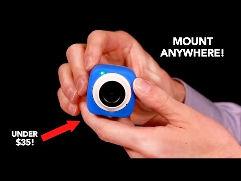 Best Wireless Mini Cube HD Action Camera - Review & Huge Deal!