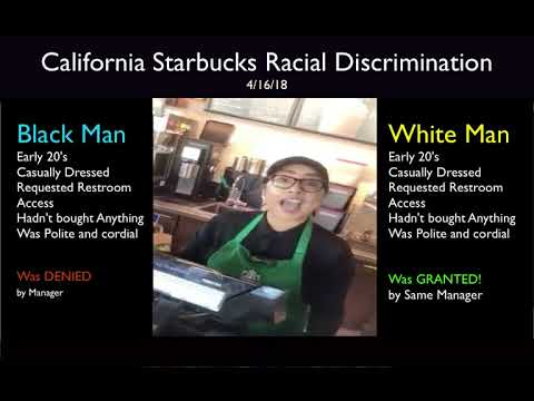 I Called STARBUCKS Corp Ofice after seeing Racist Video