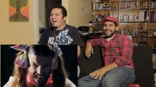 Josh and Deke watch the weirdest video on the internet today, Ladyb...