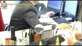Napoli - Corruzione, arrestato ex dirigente Agenzia Entrate Campania (15.07.14)
