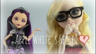 EVER AFTER HIGH: Apple White