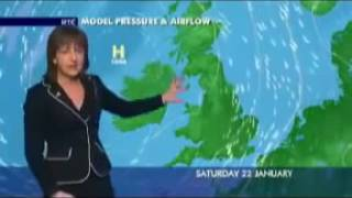 Ireland News Channel Admits Chemtrail Conspiracy Exists