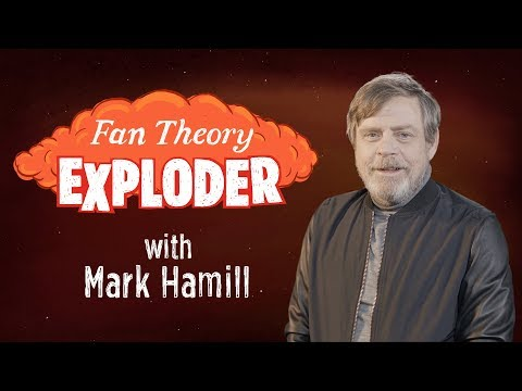 Mark Hamill Takes on 'The Last Jedi'  Theories