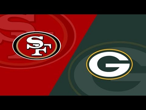 Green Bay Packers Vs San Francisco 49ers Play By Play & Reaction!