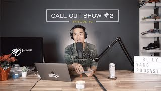 CALL OUT SHOW #2: The Godfather, Hobo Life, Starting Your Own Podcast ...and More! | BYP 042