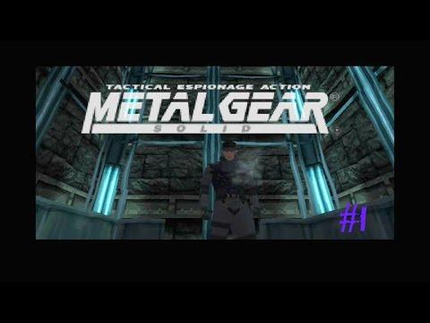 Metal Gear Solid - L