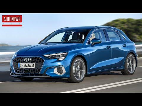Новый Audi A3 (2020): компактный хэтчбек премиум-класса!