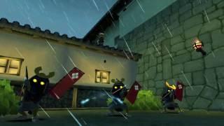 Mini Ninjas for Mac Trailer