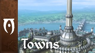 Oblivion - Music & Ambience - Towns