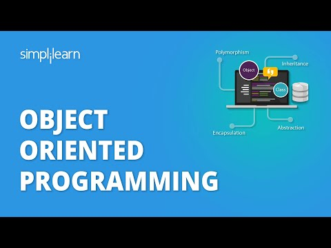 Object Oriented Programming In 10 Minutes | Object Oriented Programming Concepts | Simplilearn