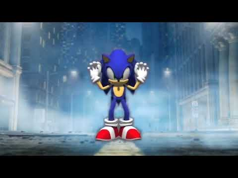 Sonic Dances To Animusic Pogo Sticks
