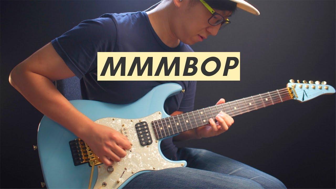 Hanson - Mmmbop (Electric Guitar + Rock)