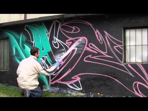 rase graffiti 3d