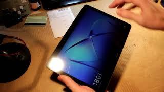 Планшет Huawei T3-10 \ замена дисплея, совсем без колхоза