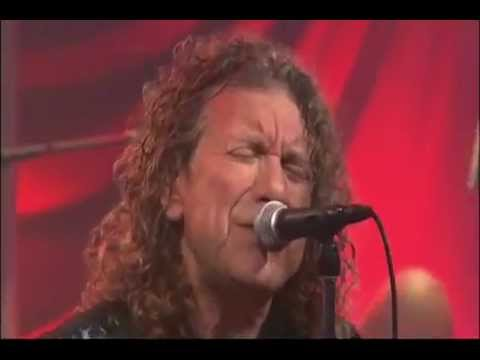 Robert Plant & The Strange Sensation-Tin Pan Valley