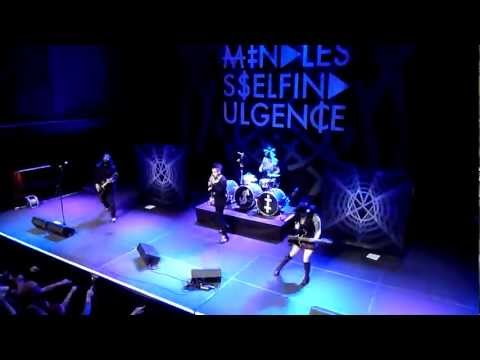 [HD] Shut Me Up - Mindless Self Indulgence - Rams Head Live - 3/6/12 mp3