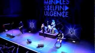 [HD] Shut Me Up - Mindless Self Indulgence - Rams Head Live - 3/6/12