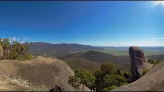 Qantas Guided Meditation Series in 360 - Gibraltar Peak, Australian Capital Territory thumbnail