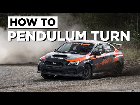 Learn how to Pendulum Turn (SCANDINAVIAN FLICK)