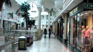 """At Cape Town, South Africa Mall """"Canal Walk"""""""