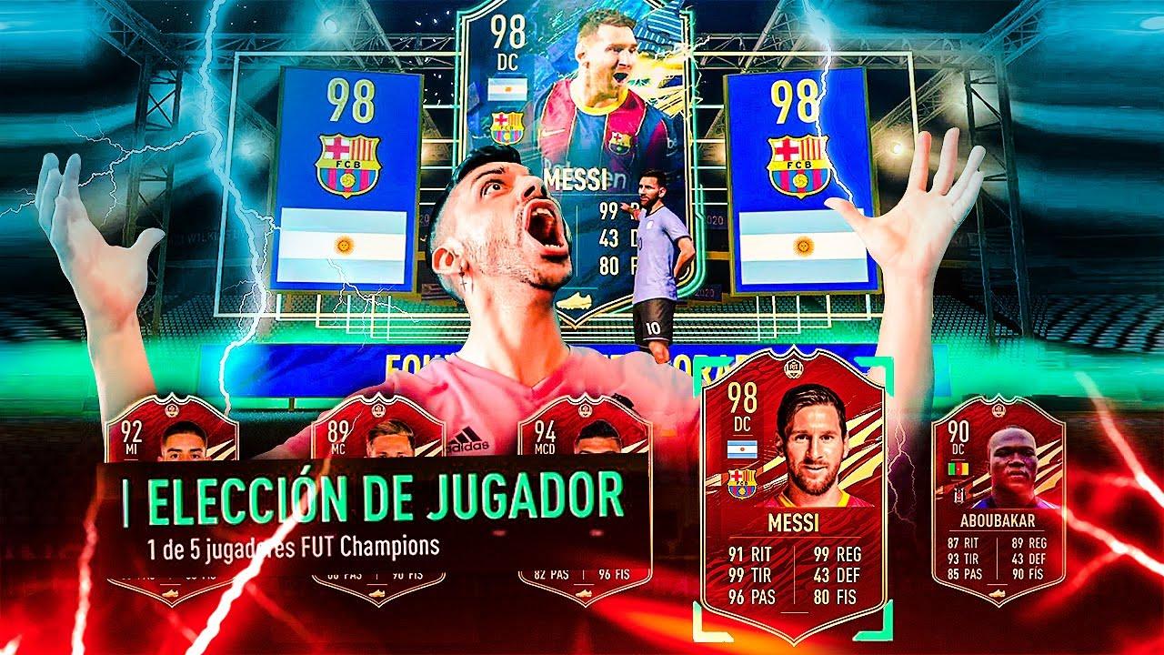 Download ME HE PASADO EL FIFA (MI MEJOR SOBRE DE FIFA 21) DjMaRiiO - MESSI TOTS 2 VECES